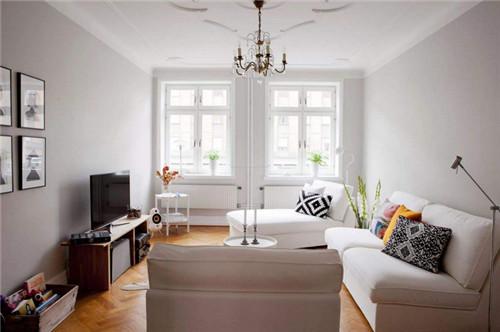 白色木地板好吗 白色木地板如何与家具搭配更美