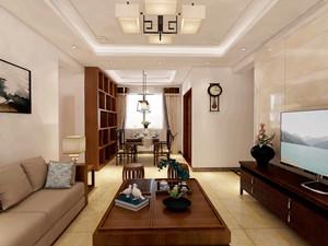 碧桂园翡翠华庭新中式三房两厅118㎡