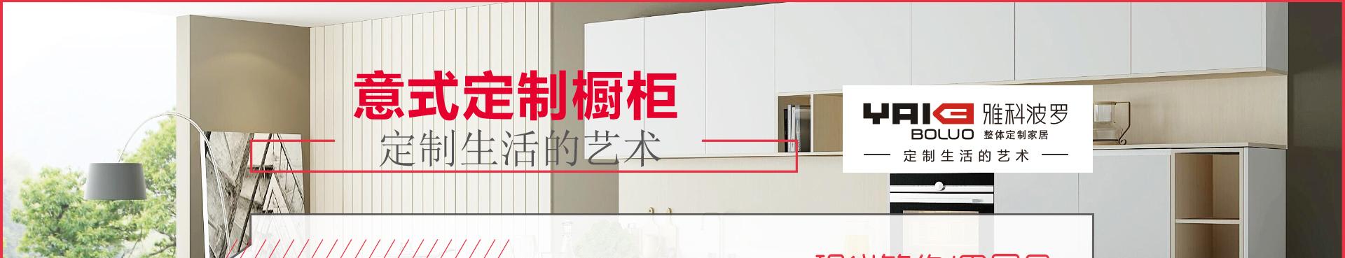 雅科波罗橱柜 2099 元/延米