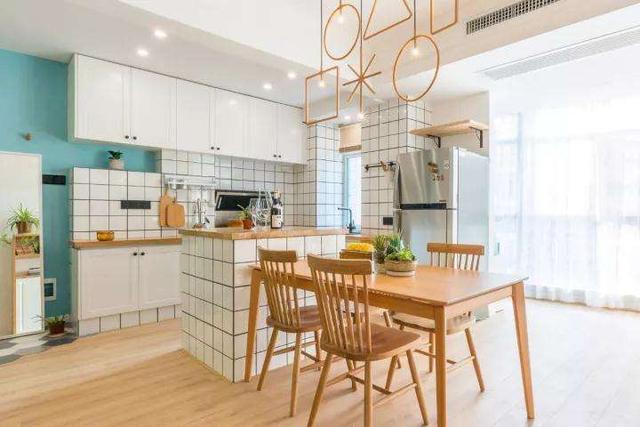 好看的开放式厨房适合你家吗?看完这篇文章秒懂!