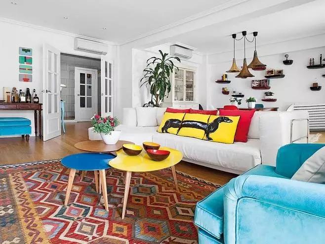 室内颜色搭配怎么搞?8个小技巧让你变身设计达人