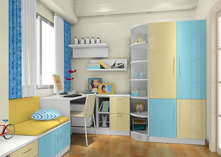 在定制儿童房衣柜时,要注意哪些事情?