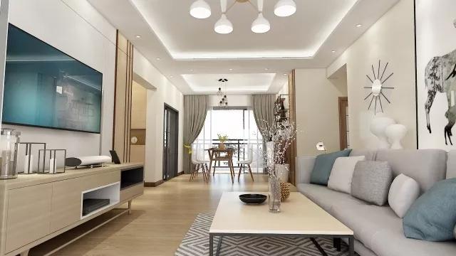 【靓家鉴赏】4房2厅五口之家装修好后,被邻居们争先模仿...
